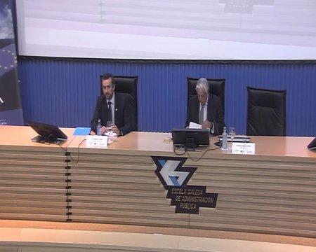 Inauguración da Xornada sobre a adaptación da Lei de protección de datos ao Regulamento europeo - Xornada sobre a adaptación da Lei de protección de datos ao regulamento europeo